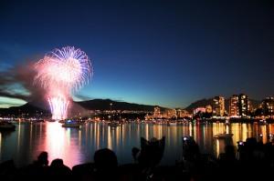 fireworks_BC_Canada by jonrwlinson