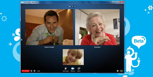 skype 50 delivers videoconferencing - photo #5