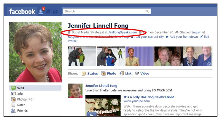 Tips for Selecting a Page to Link to Your Profile on Facebook ...