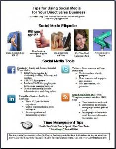 snapshot - social media 101 handout revised