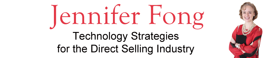 Direct Sales and Social Media | Jennifer Fong's Blog