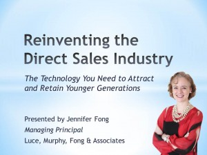 Reinventing the Direct Sales Industry 20130509
