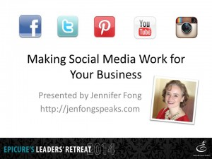 Making Facebook Work for Your Business_slide1