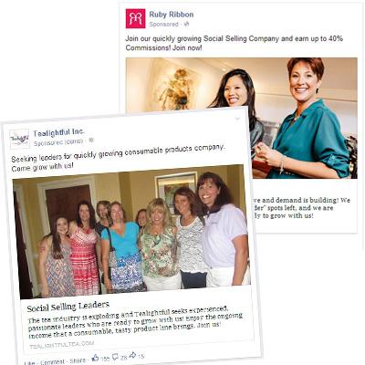 facebook ad montage copy