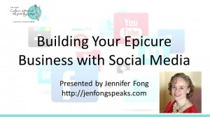 Building Your Epicure Business with Social Media
