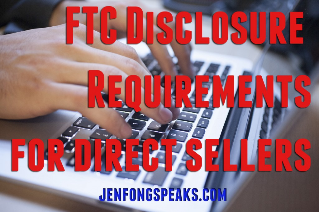 FTC Disclosure Requirements copy